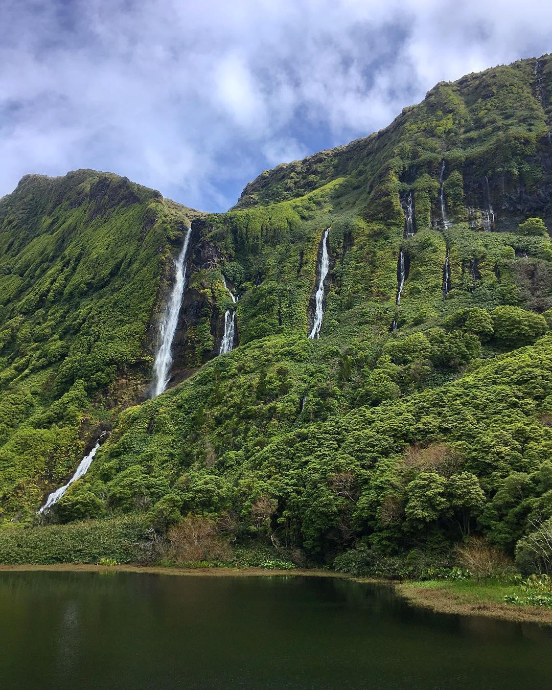 Açores Considerado o Destino Com As Paisagens Mais Bonitas Da Europa 6