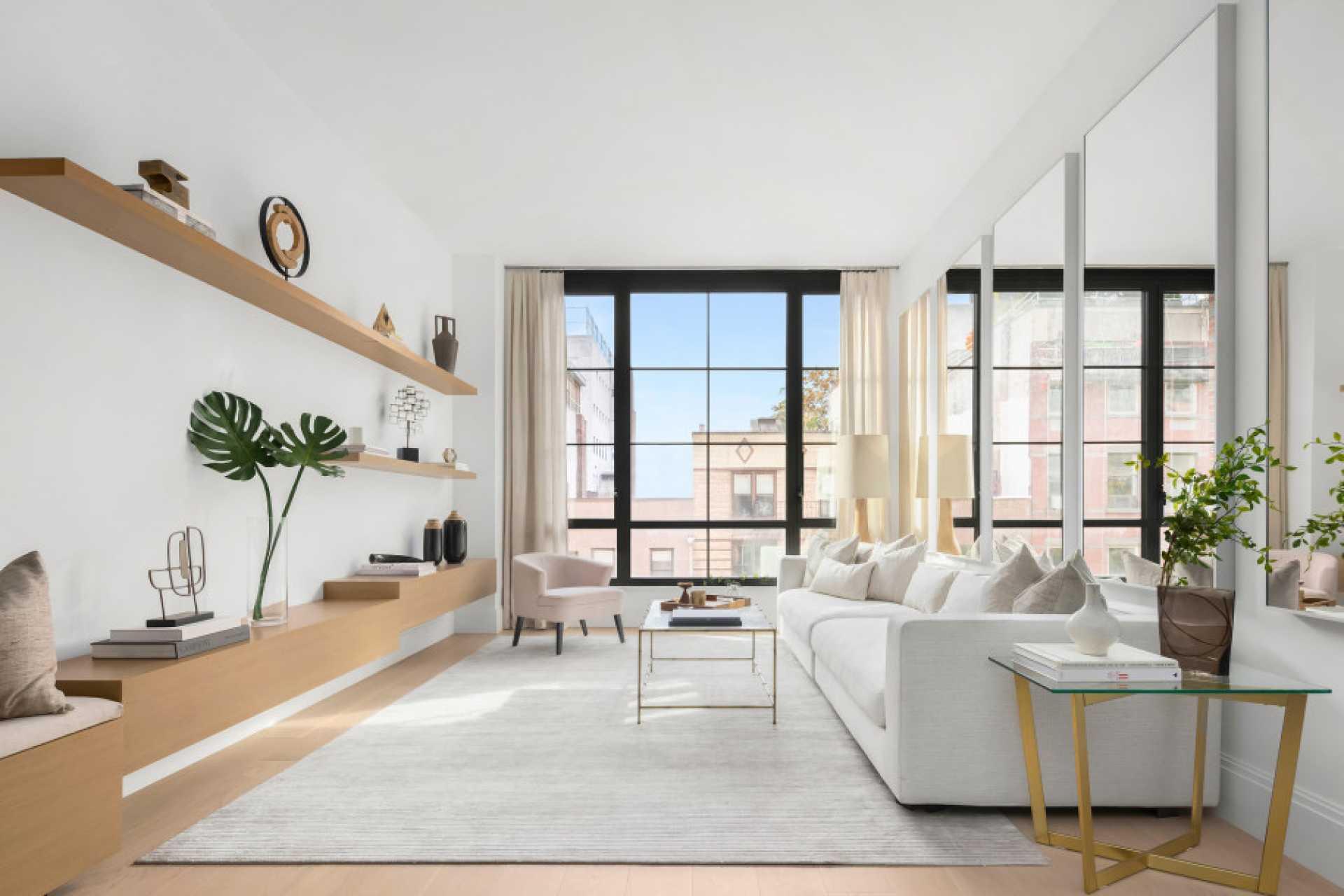 Eis o Apartamento De Luxo De Sara Sampaio Em Nova Iorque 1