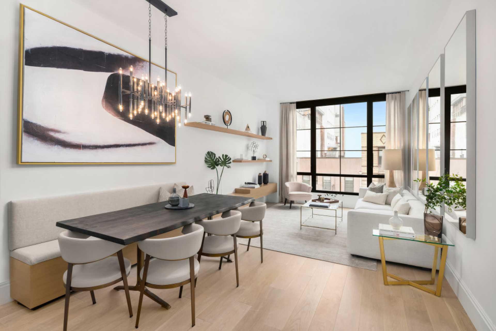 Eis o Apartamento De Luxo De Sara Sampaio Em Nova Iorque 2