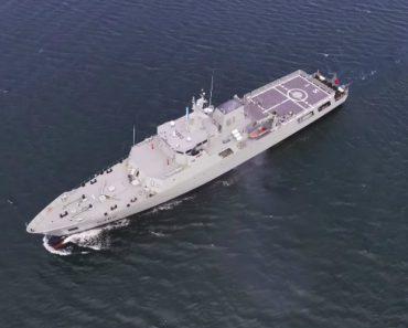 Provas De Mar Do Novo Navio Patrulha Da Marinha Portuguesa Foram Concluídas Com Sucesso 5