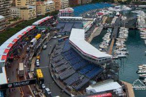 Timelapse Mostra Como Foi Montada Toda a Estrutura Para o Grande Prémio Do Mónaco Em Apenas 7 Semanas 10