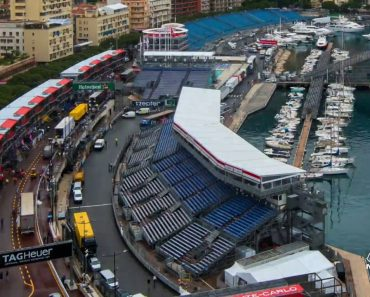 Timelapse Mostra Como Foi Montada Toda a Estrutura Para o Grande Prémio Do Mónaco Em Apenas 7 Semanas 4