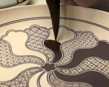 Talentoso Artesão Japonês Faz Complexa Pintura à Mão Com Incrível Precisão 14