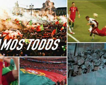 Guilherme Cabral Faz Vídeo ARREPIANTE De Apoio a Portugal No Mundial Da Rússia 6