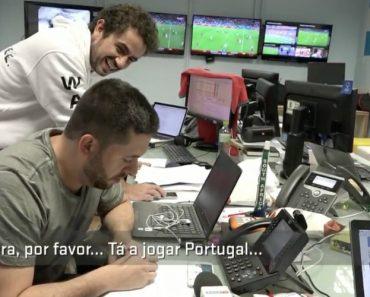 Maurício Meirelles Prova Que Quando Portugal Joga... Ninguém Quer Ser Incomodado! 5