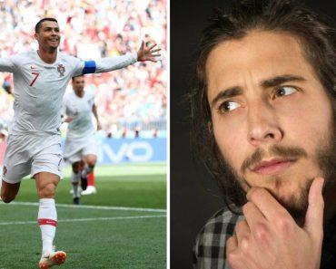 """Salvador Sobral """"Ataca"""" Cristiano Ronaldo: """"Sou Como o Ronaldo, Mas Pago Impostos"""" 3"""