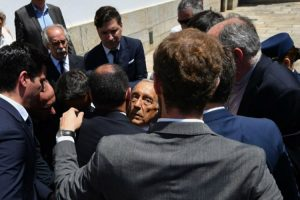 Marcelo Rebelo De Sousa Sentiu-se Mal e Desmaiou Em Braga 9