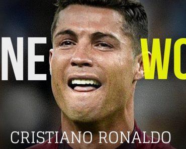 """Um """"Lobo Solitário""""... o Vídeo Que Promete Arrepiar Cristiano Ronaldo 1"""