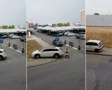 Vídeo Filmado Em Setúbal Mostra Como Existem Condutores Bastante Idiotas 4