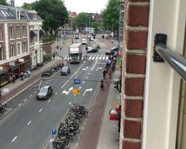 A Hora De Ponta Em Amesterdão é Bem Diferente Da Hora De Ponta Do Nosso País 6