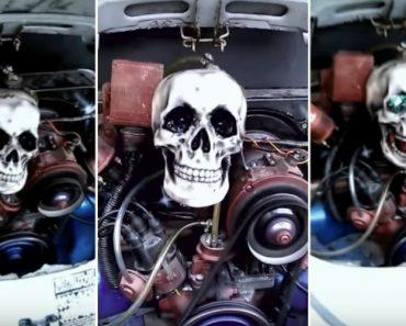 Certamente Que Nunca Viu Um Motor Igual a Este 7