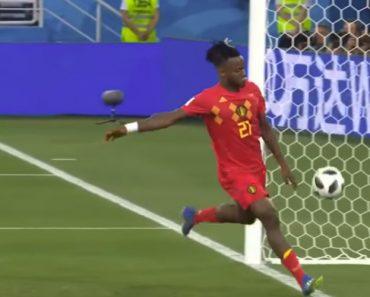 Bélgica Marcou Um Golaço... Mas é o Pós-Golo Que Está a Ficar Viral 4