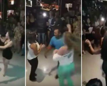 Este Homem é a Prova De Que a Dança Atrai As Mulheres 1