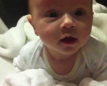 Bastou a Mãe Ausentar-Se Para o Pai Fazer Isto Ao Seu Bebé 2