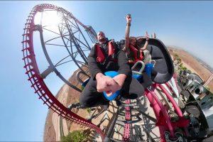 GoPro Mostra-lhe Uma Viagem De Montanha-Russa Verdadeiramente Surreal 10