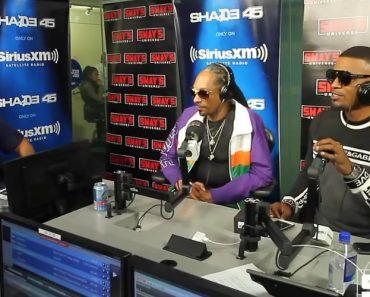 Snoop Dogg e Jamie Foxx São Desafiados a Improvisar Ao Vivo e Arrasam 8