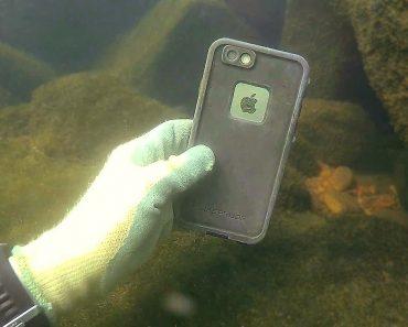 Mergulhador Mostra a Quantidade De Objetos Que Encontrou No Fundo Do Rio Ao Longo De 1 Ano 2