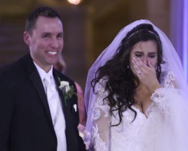 Noiva Pensava Que a Sua Primeira Dança Estava Arruinada... Mas Teve a Surpresa Da Sua Vida! 2