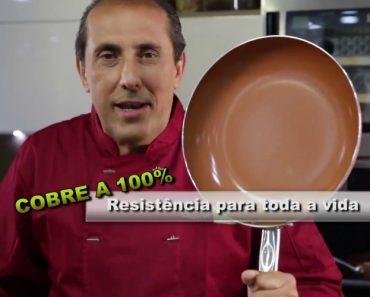 """Famosa Frigideira Master Copper é """"Publicidade Enganosa"""", Veja Porquê. 3"""