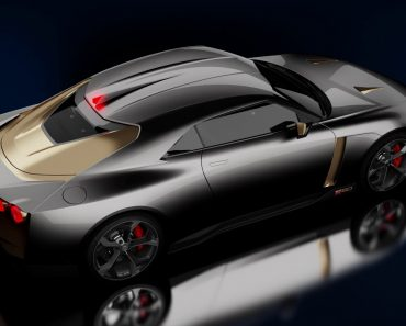 Nissan GT-R50 Celebra Os 50 Anos Com Protótipo Cheio De Personalidade e Muita Potência 7