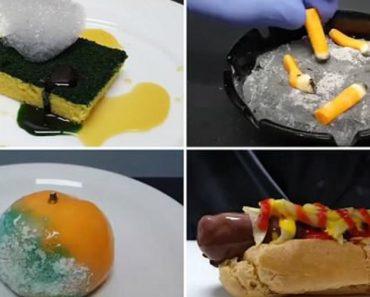 Nem Tudo é o Que Parece: o Ilusionismo Gastronómico De Chef Que Eleva Sobremesas a Outro Nível 2