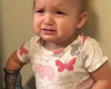 Bebé Com Talento Para a Representação Quase Conseguiu Enganar Os Pais 8