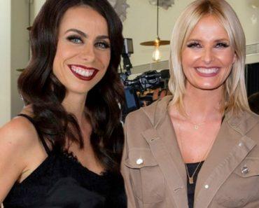 Sem Pudores, Filomena Cautela Surpreende Cristina Ferreira Com Beijo Na Boca 12