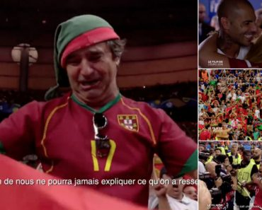 Faz Hoje Dois Anos: O Filme Do Dia Em Que Portugal Se Sagrou Campeão Europeu 1