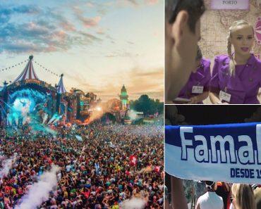 Jovem Português Cria Vídeo Épico Da Sua Viagem Ao Tomorrowland 6