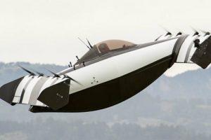 Carro Voador Que Pode Atingir 100 Km/H Já é Uma Realidade 10