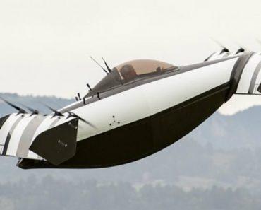 Carro Voador Que Pode Atingir 100 Km/H Já é Uma Realidade 3