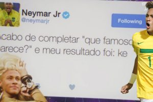 Youtubers Criam Música Com Tweets Antigos Do Jogador Neymar e o Resultado é Hilariante 9