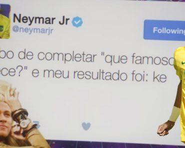 Youtubers Criam Música Com Tweets Antigos Do Jogador Neymar e o Resultado é Hilariante 4