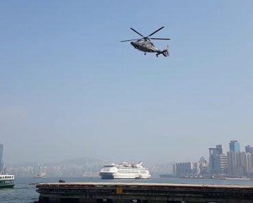 Câmara Sincronizada Com Rotor De Helicóptero Dá a Sensação De Estar a Levitar 3