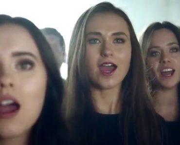 Coro Estudantil Faz Extraordinária Interpretação De Ancestral Cântico Irlandês 3