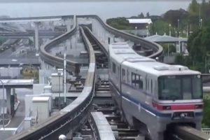 Vídeo Mostra Fenomenal Sistema Ferroviário De Uma Das Grandes Cidades Do Japão 9