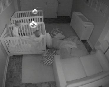 Vídeo Mostra a Noite Caótica De Gémeos De 2 Anos Que Não Sabem o Que Significa Dormir 4