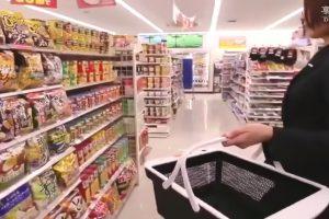 Japão Cria Sistema Em Cestas De Compras Inteligentes Que Agiliza o Atendimento Em Supermercados 10
