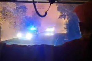 Bombeiros Partilham Imagens Assustadoras Do Incêndio Em Monchique 10