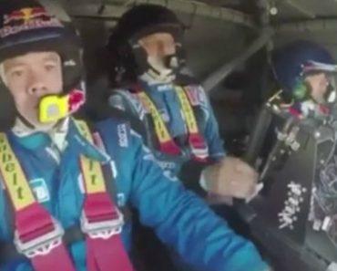 Imagens Captadas Em Prova De Rally De Camiões Revelam o Impacto Que Se Sente Ao Passar-se Por Difícil Estrada 4