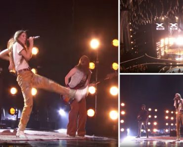 Jovem De 14 Anos Volta a Deixar Todos De Boca Aberta Com Fenomenal Atuação No America's Got Talent 9