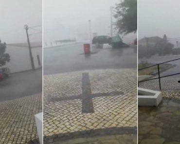 """Alentejo Atingido Por Forte """"Tempestade Tropical"""" 2"""