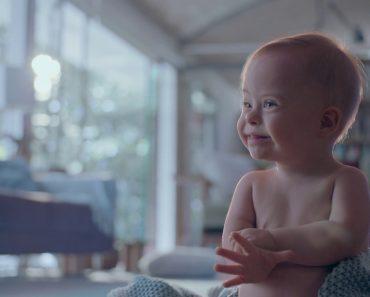 Anúncio Da Johnson's Com Bebé Com Síndrome De Down Emociona a Internet 3