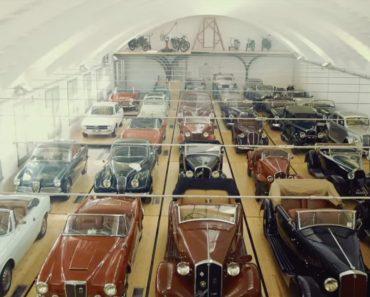 Se Gosta De Carros Clássicos, Não Pode Deixar De Ver Esta Fantástica Garagem 1