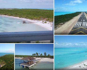 Ilha Nas Bahamas à Venda Por Cerca De 100 Milhões De Euros e Inclui Já Um Aeródromo Privado 3