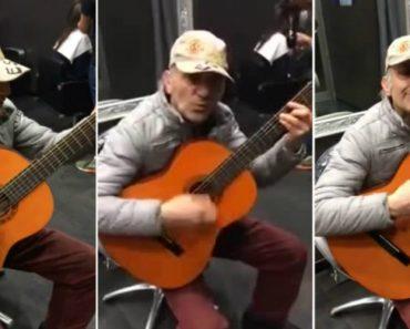 """Homem Faz Estrondosa Versão Da Música Do """"Assobio"""" De Ennio Morricone 8"""