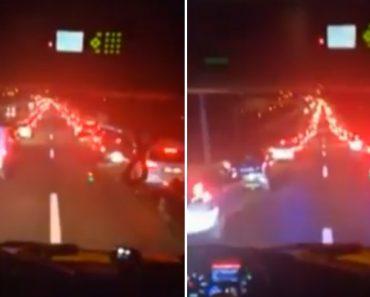 Portugueses Mostram Como Proceder Perante Um Veículo De Emergência Na Estrada 7