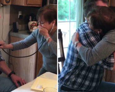 Mãe Volta a Ouvir o Batimento Do Coração Do Filho Num Corpo Diferente 4