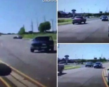 Homem Entra Pela Janela De Um Carro Em Movimento Ao Ver Condutor Com Convulsões 1