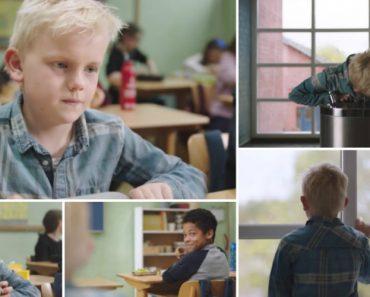 Criança Que Não Tem o Que Comer Na Escola é Surpreendida Da Melhor Maneira Possível 3